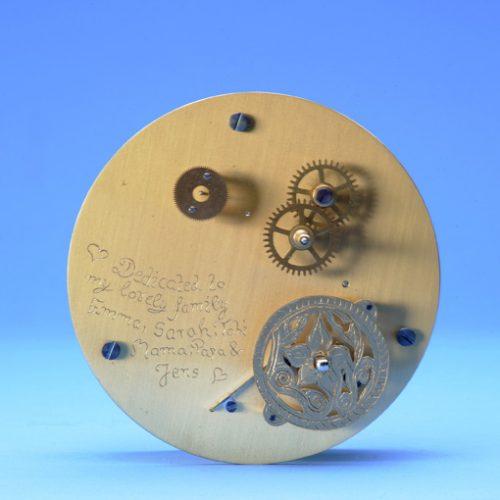 Meisterstücke Uhrmacherhandwerk Uhrmachermeister